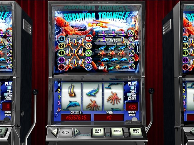 Bermuda Triangle Slot