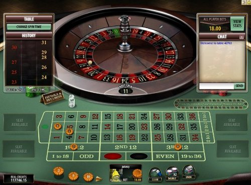 Multi-Player Premier Roulette � Diamond Edition