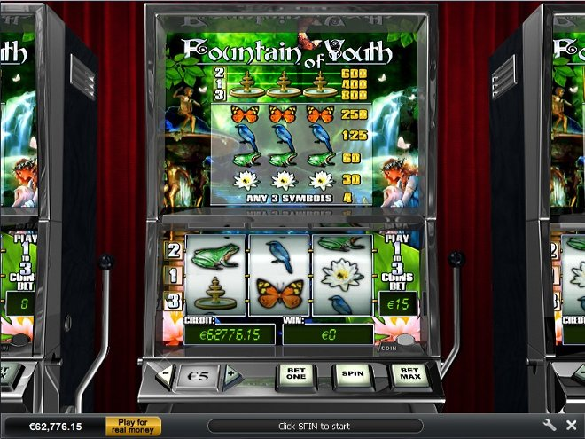 Multi Line Slot Machines