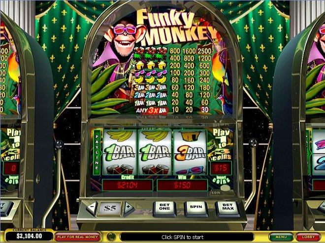 The Spin Lab Slot Machine