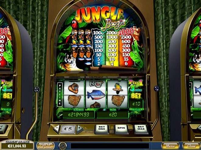 slots jungle game