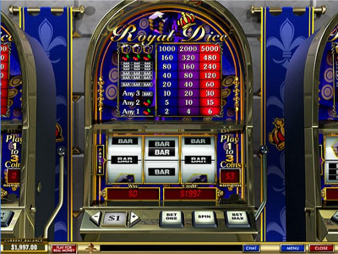 slots machines online roll online dice